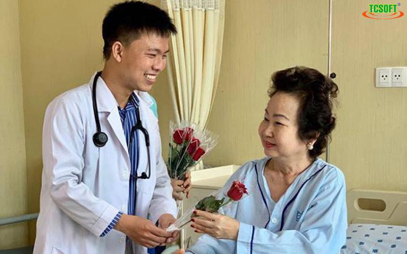 Đáp ứng kì vòng của bệnh nhân - sự hài lòng của bệnh nhân