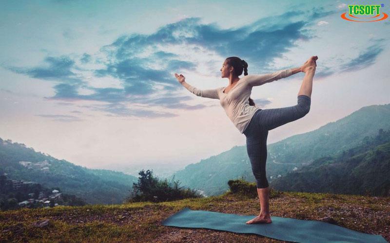 tập luyện Yoga tốt cho sức khỏe