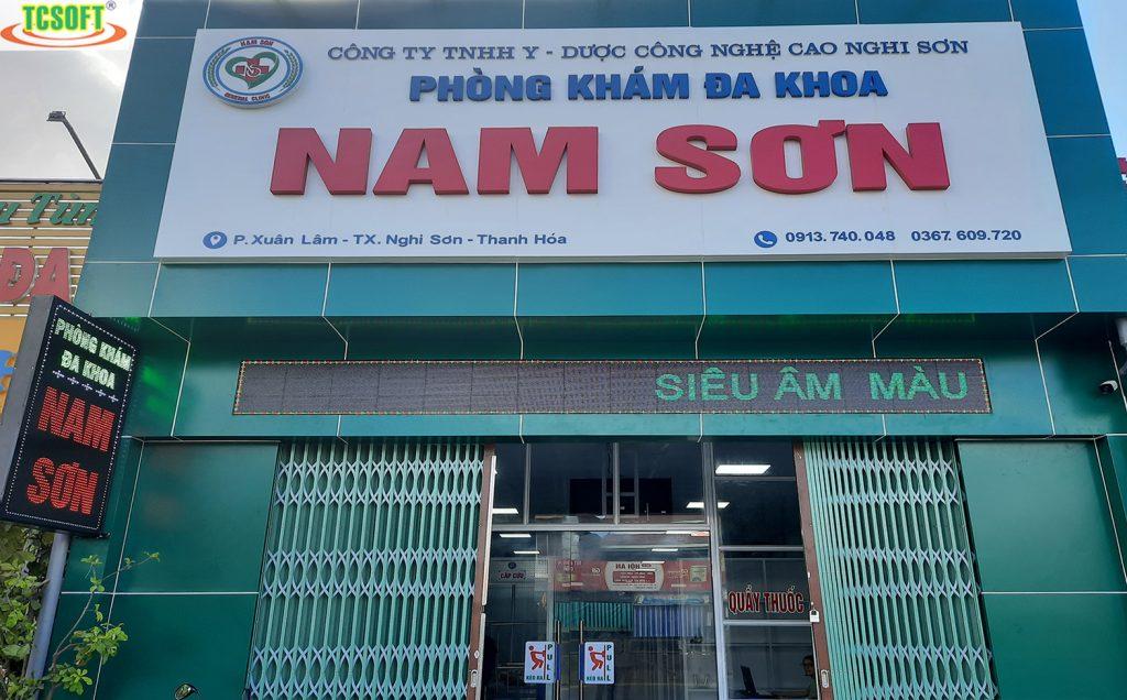 phong-kham-nam-son- TCSOFT MEDICAL