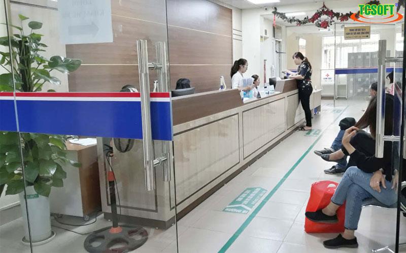 Phòng khám khoa nội tiêu hóa Quang Phúc -Phần mềm quản lý