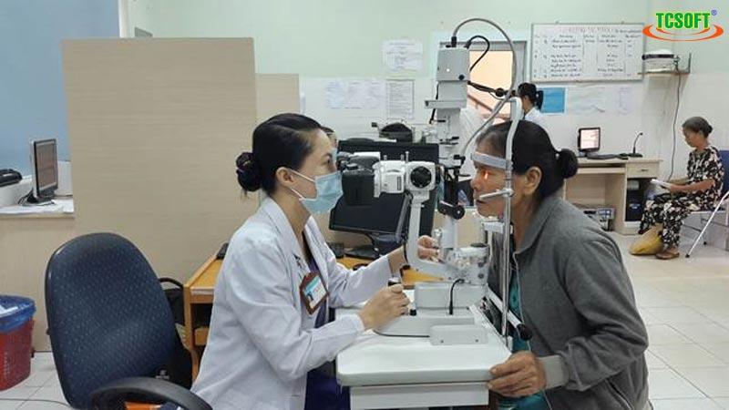 Phòng khám mắt Bác sĩ Quỳnh