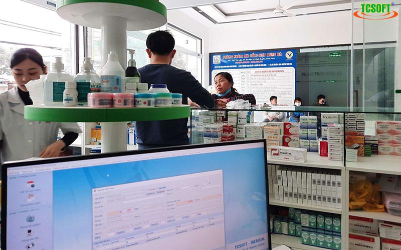 Phòng khám nội tổng hợp Hưng Hà - TCSOFT MEDICAL