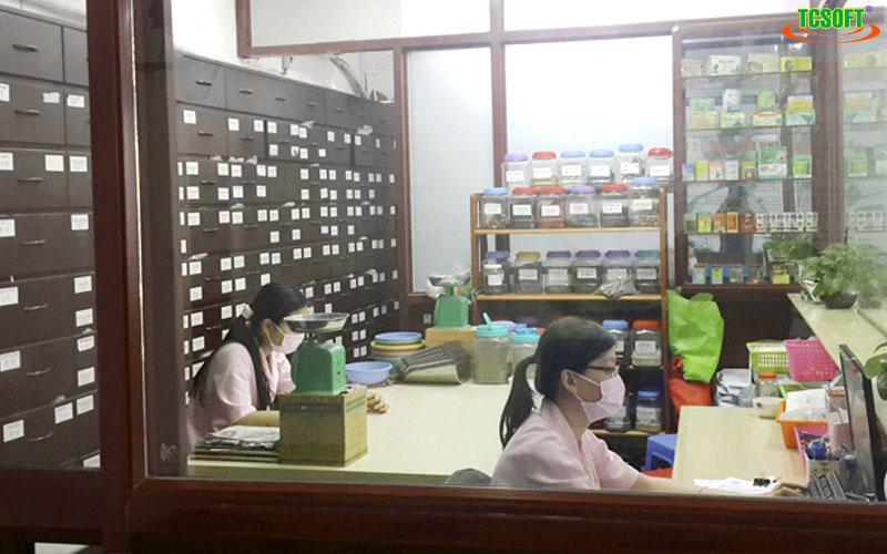 Phòng Chẩn Trị Y Học Cổ Truyền Thanh Bình - Phần mềm quản lý phòng khám TCSOFT MEDICAL