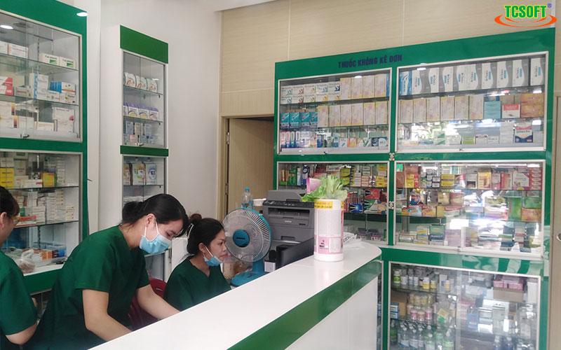 Phòng Khám Chuyên Khoa Ung Bướu Hồng Phúc - TCSOFT MEDICAL