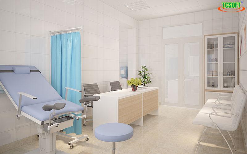 Phòng khám Sản Khoa Giếng Đáy Sử Dụng TCSOFT MEDICAL