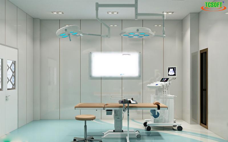 Phòng khám Tâm An niềm tin đặt đúng chỗ - TCSOFT MEDICAL