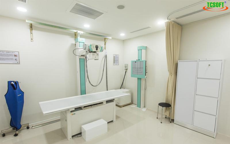 Phòng khám đa khoa Trung Quân - TCSOFT MEDICAL