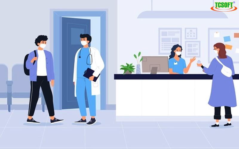 Phần mềm quản lý cải thiện chất lượng phòng khám